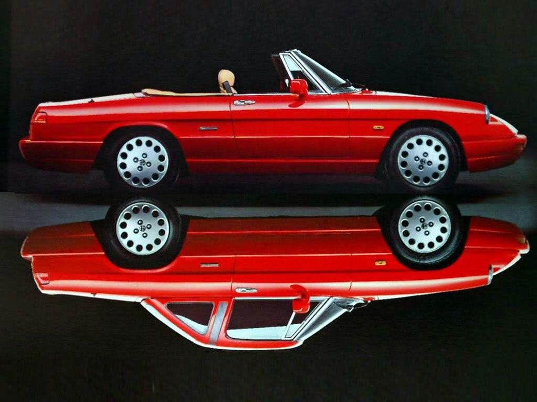 Automotive Opac Srl Auto Alfa Romeo Spider Saab 900