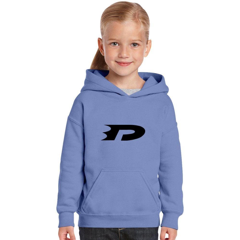 Danny Phantom Logo Kids Hoodie