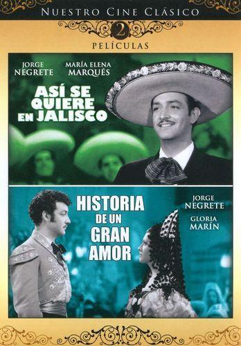 Asi Se Quiere en Jalisco/Historia de un Gran Amor [DVD]