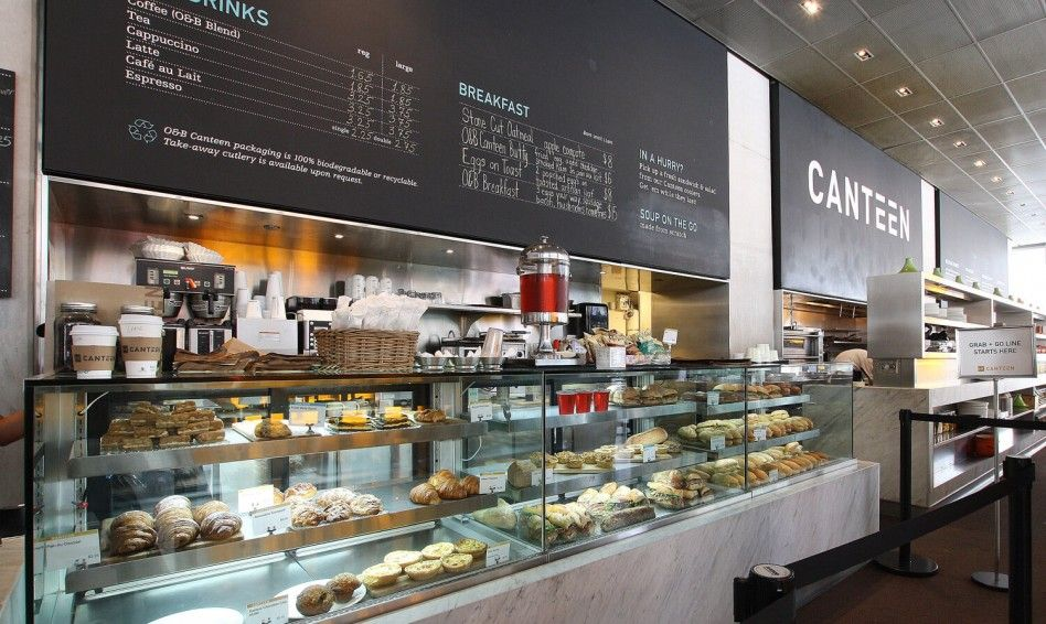 Photo Gallery of Canteen Restaurant Canteen, Pantry