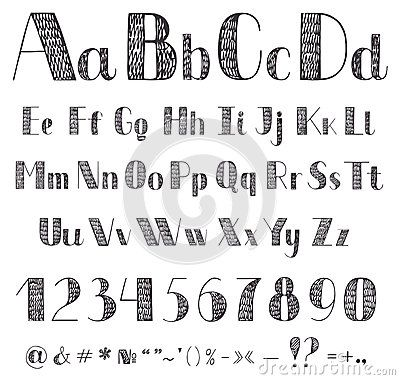 8 Best Images Of Cute Alphabet Fonts
