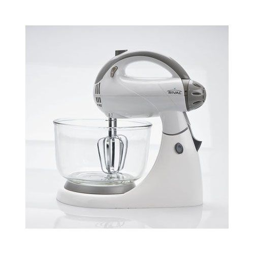 Rival Stand Mixer 12 Speed White You Can Find More Details By Visiting The Image Link This Is An Stand Mixer Kitchen Aid Mixer Single Serve Coffee Makers