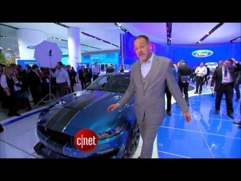 Car Tech Ford Shelby GT350R - YouTube