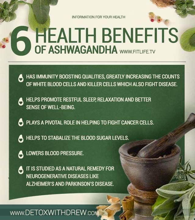 The Benefits of Ashwagandha This stuff tastes horrible   but