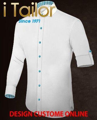 Design Custom Shirt 3D $19.95 hemd schneidern Click http://itailor.de/shirt-product/hemd-schneidern_it607-1.html