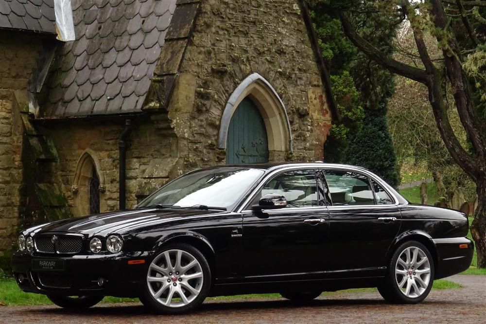 Used 2009 Jaguar XJ TDVI V6 SOVEREIGN for sale in ...