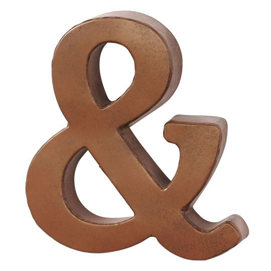 make market rust metal letter 6 75 make market rust metal letter