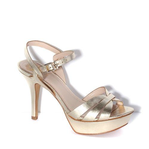 Wedding Shoes Zippay: PEPPA COWCRA PLATINO 6 From Vince Camuto On Catalog Spree