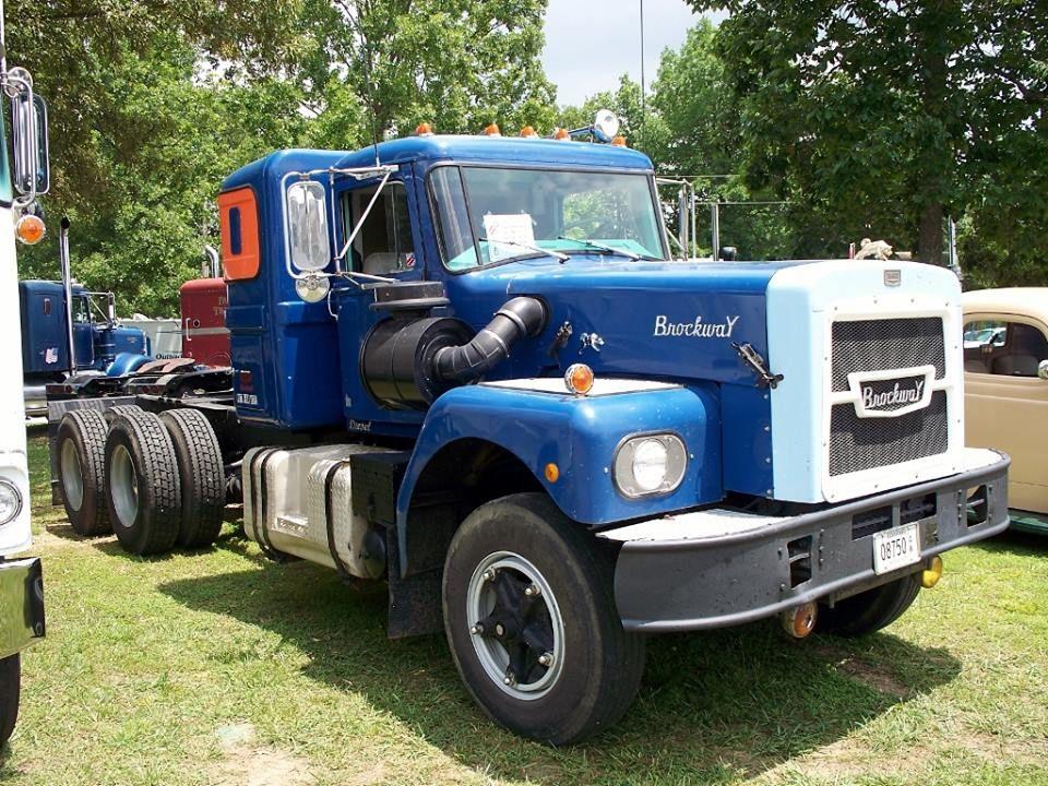 Brockway Truck Trucks Big Rig Trucks Big Trucks