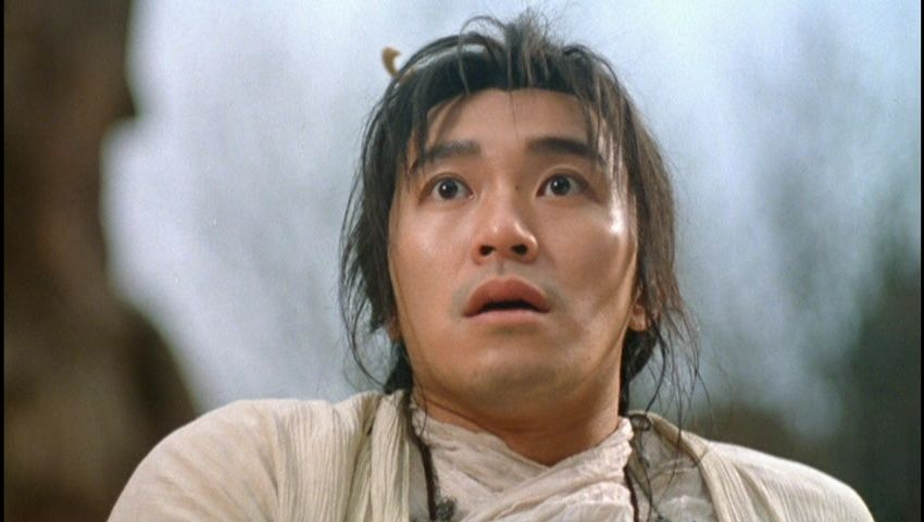 Stephen Chow With Images Stephen Chow Funny Gif Songs