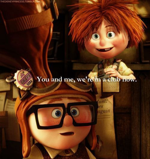 Carl And Ellie Pixar Up Quotes | Disney Mania | Disney ...