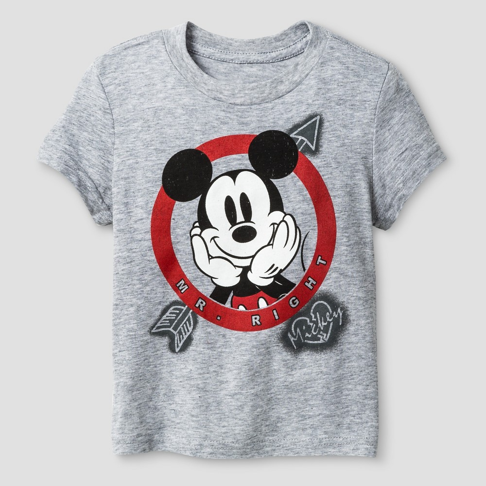Anchors Mouse Ears Kids Cotton Blend T-Shirt
