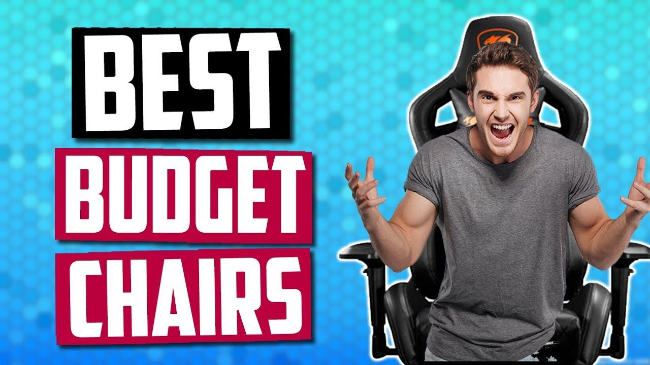 Best Budget Gaming Chairs in 2019 5 Cheap Gaming Chairs