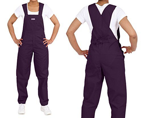 Medgear Unisex Overalls All Around Use (XS, Eggplant) Med... https://www.amazon.com/dp/B00WXIVDKS/ref=cm_sw_r_pi_dp_x_TUx9xb79XDSF6