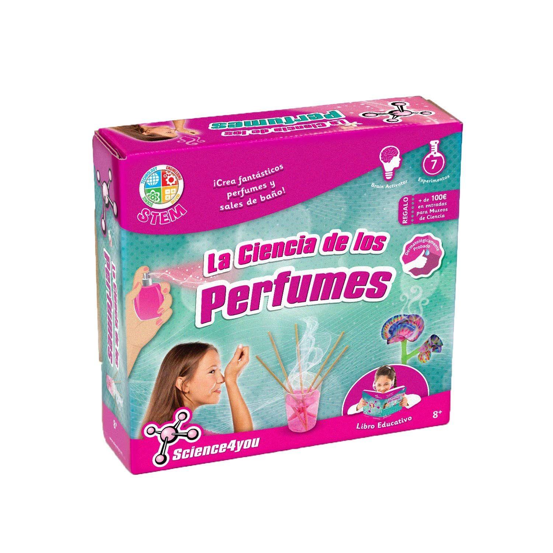 Perfumes Stem La Juguete Science4you Ciencia De Los Educativo kXOPZiu