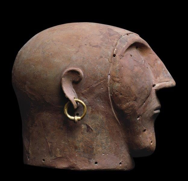 CANOPO, 7th century b. C. - Etruscan culture. CHIUSI (Italy) Archaeological Museum