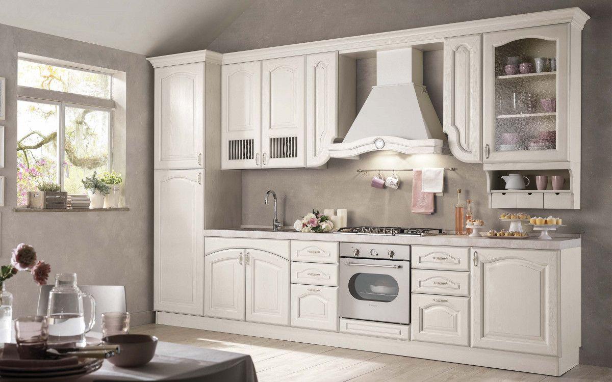 Eva Cucina componibile - VC6U 01 | Cucine, Isola cucina e ...