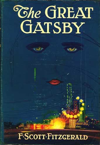 music in the great gatsby book