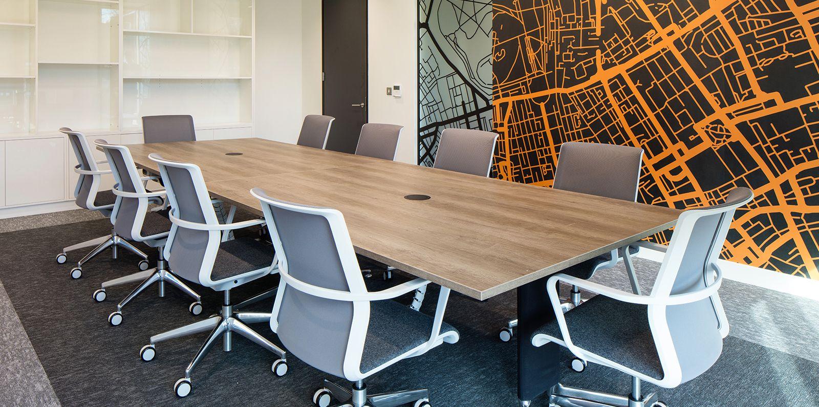 Meetingspaces Office Senator Workplace Design Architecture