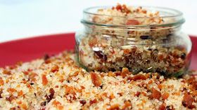 Inspired By eRecipeCards: Homemade Bacon Salt - 52 Small Batch Canning Ideas
