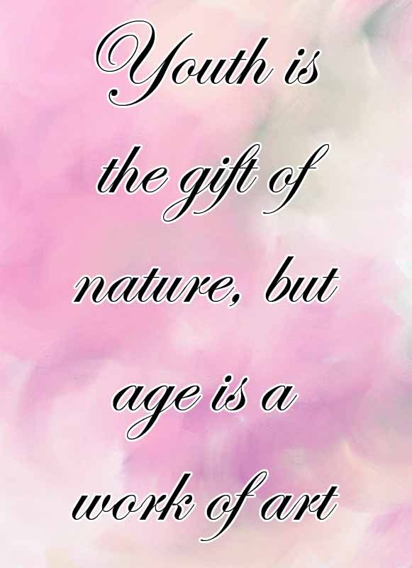 Aging Quotes And Sayings