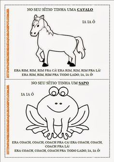 Pin Em Atividades De Portugues