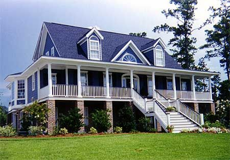 Love Obsessed With Everything About This House Plan Porch