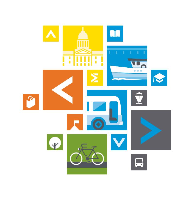 Oklahoma City S Transit Map Icon Design Icon Map Picto Transit City Transportation Map Icons Map