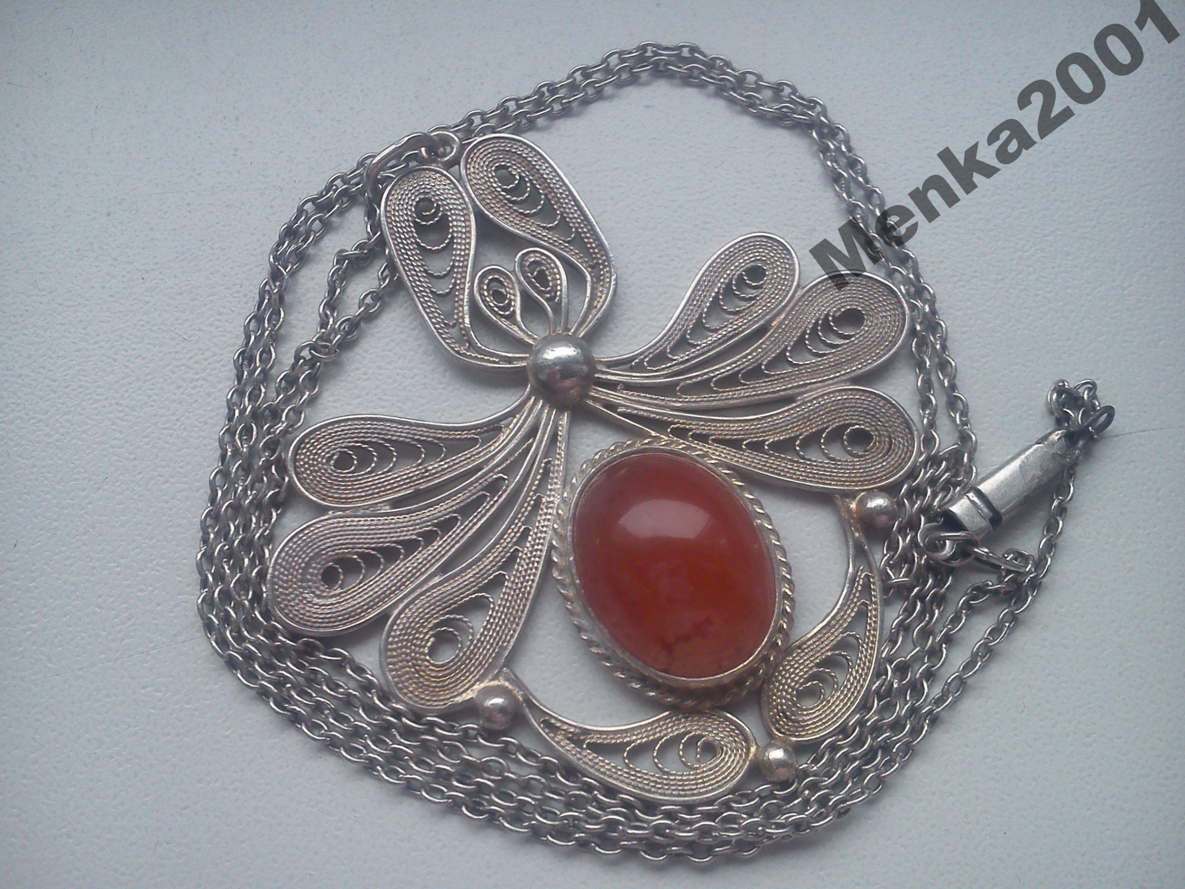 Naszyjnik Imago Artis Arty Polish Jewelry Vintage Polish