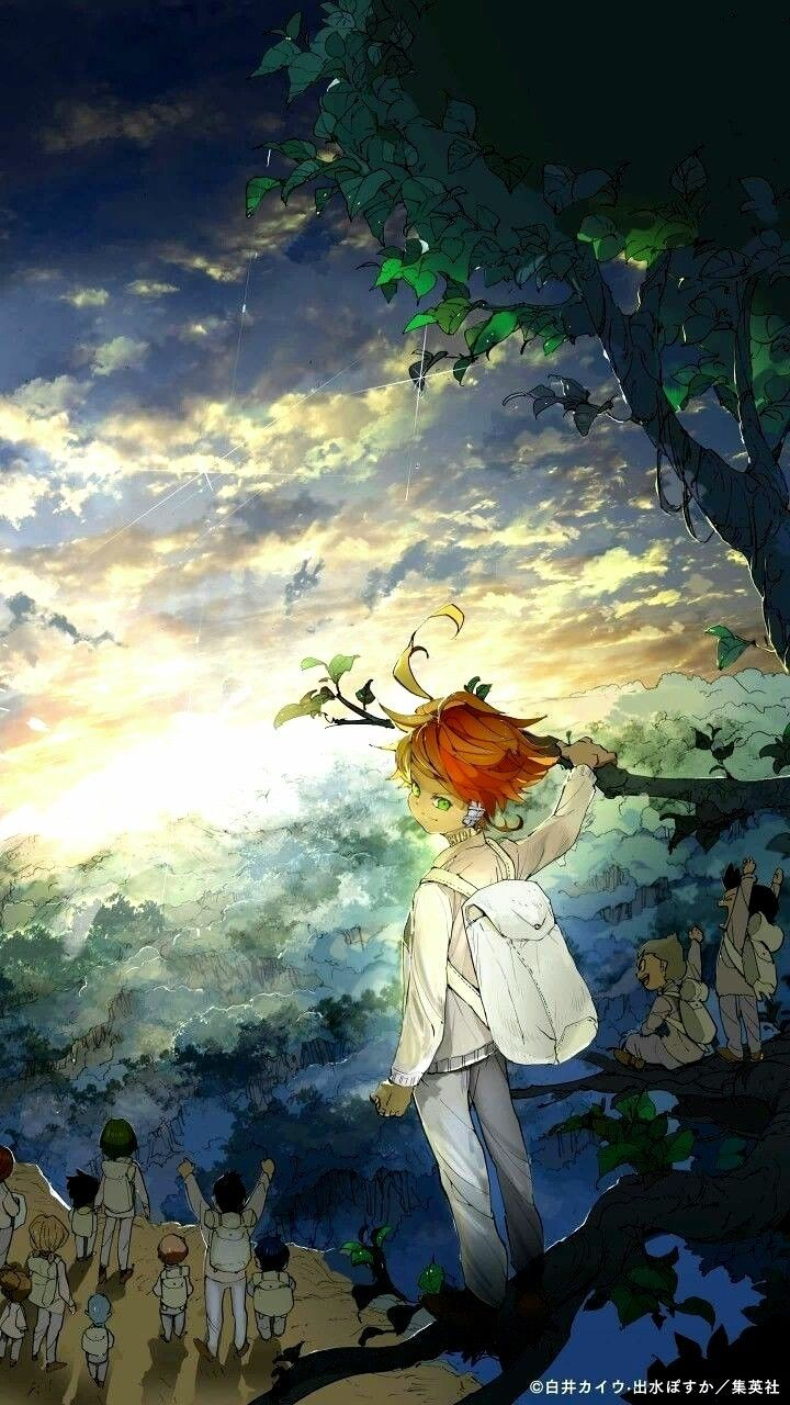 The Promised Neverland by Ian Gabriel Santiago Neverland