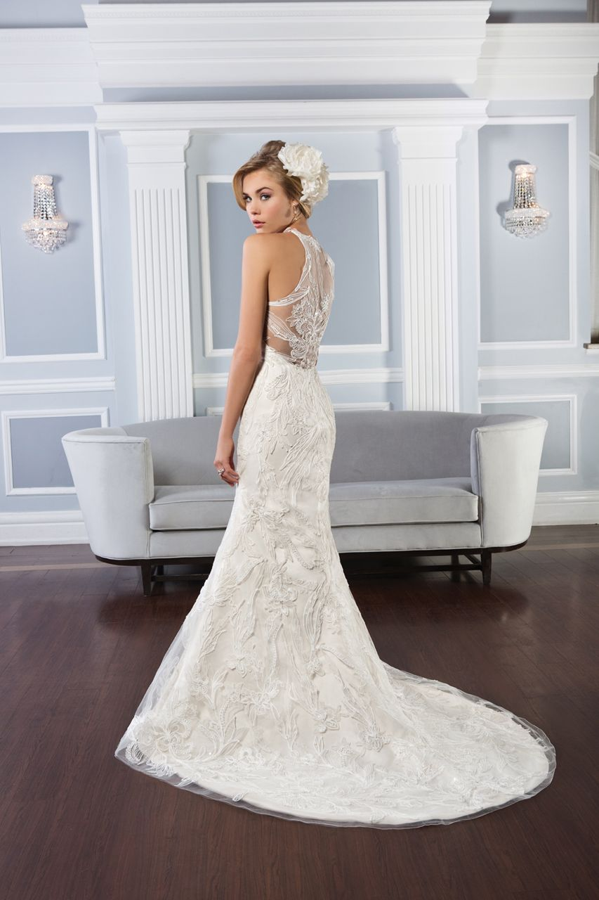Wedding gown gallery lillian west gowns and bridal gowns
