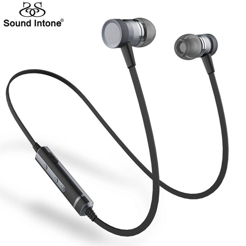Sound Intone Picun H6 Em Fones De Ouvido Sem Fio Bluetooth Fones De Ouvido Que F Bluetooth Earphones Bluetooth Headphones Wireless Bluetooth Wireless Earphones