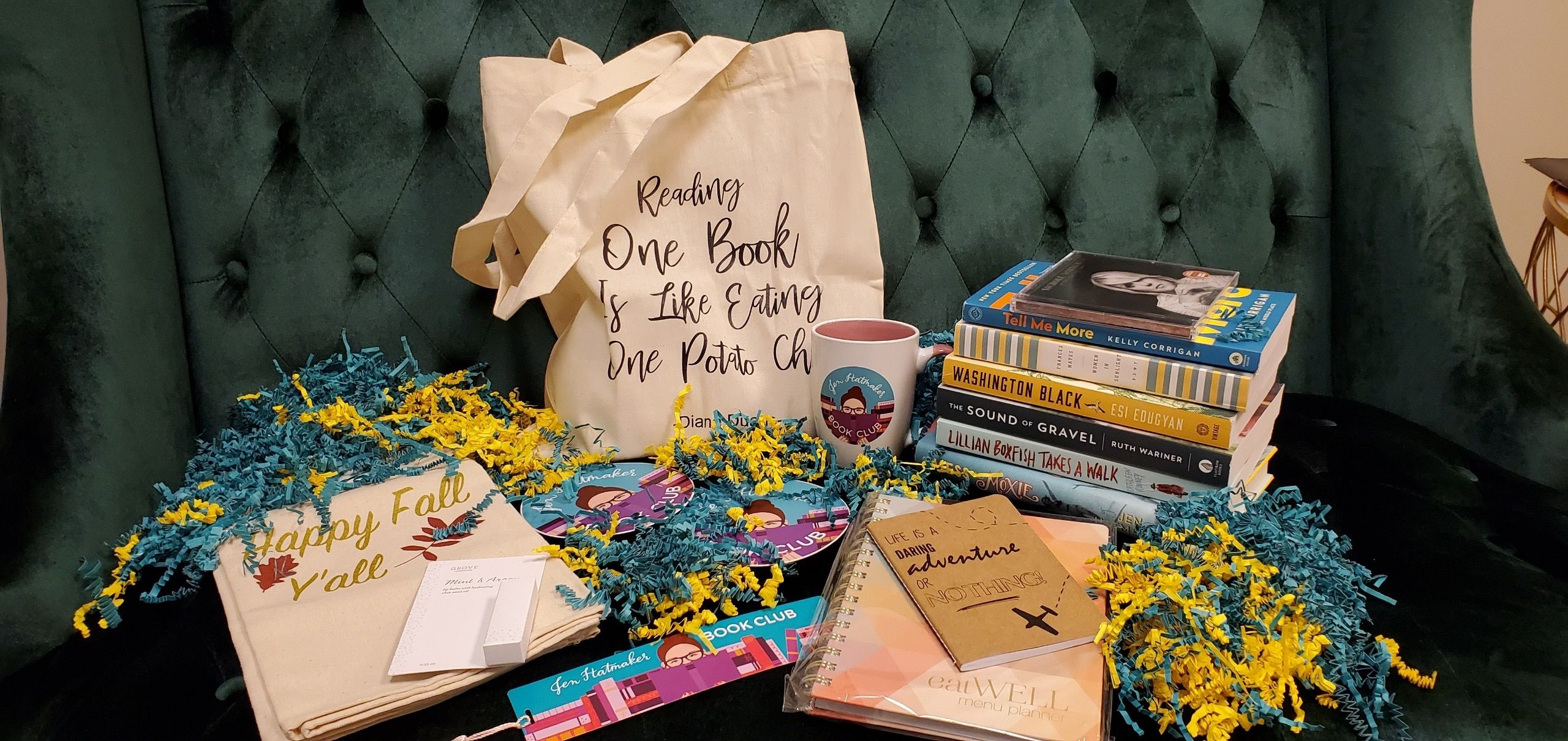 Help me win the book lovers prize pack by the