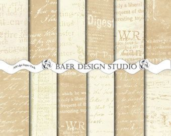 French Script Paper Etsy search