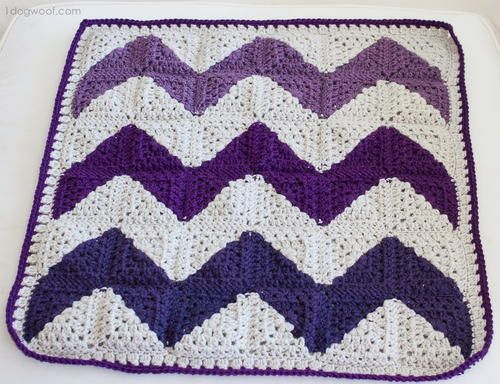 Crossed Cables Crochet Granny Square Afghans Granny Squares And