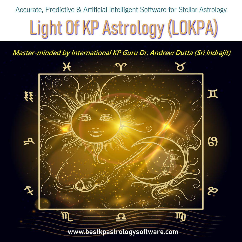 Best KP Astrology Software Light of KP Astrology LOKPA