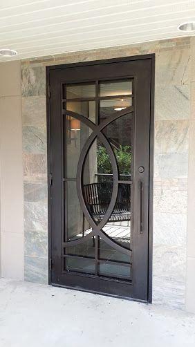 Single Door Designs Custom Iron Doors Iron Front Door Wrought