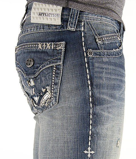 Armani Jeans Men Jeans - DARK WASH ANTI FIT JEANS Armani Jeans ...