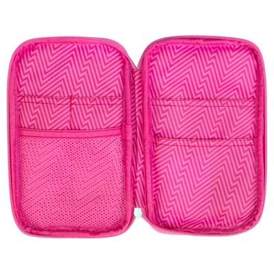Yoobi Pencil Case Pink Ziggy Products School Supplies Pencil