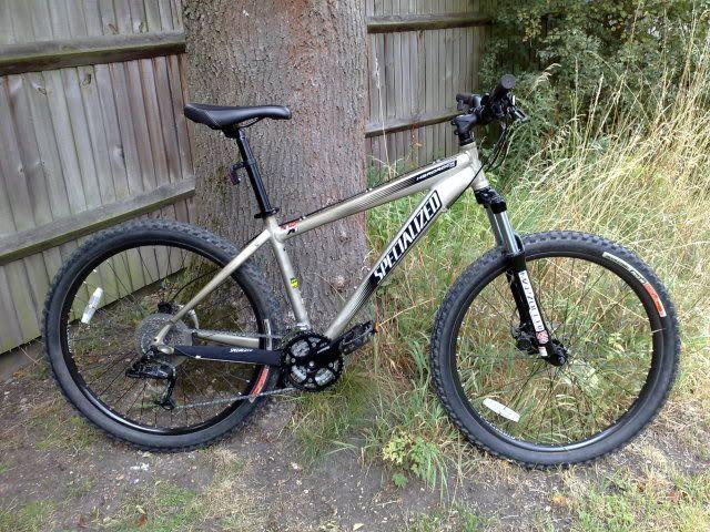 Fs Specialized Hardrock Pro Mountain Bike Bicicletas