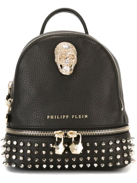 e5add8487c2 Shop Philipp Plein mini  Bad Kingdom  backpack in Julian Fashion from the  world s best independent boutiques at farfetch.com. Shop 400 boutiques at  one ...