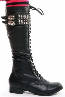 ROCK ON TALL BOOT - Abbey Dawn Clothing