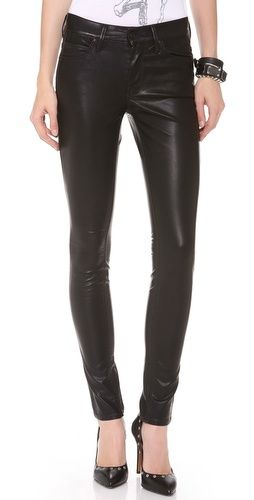 Freja Mother The Muse Vegan Leather Pants Leather Pants Vegan Leather Leather Outfit