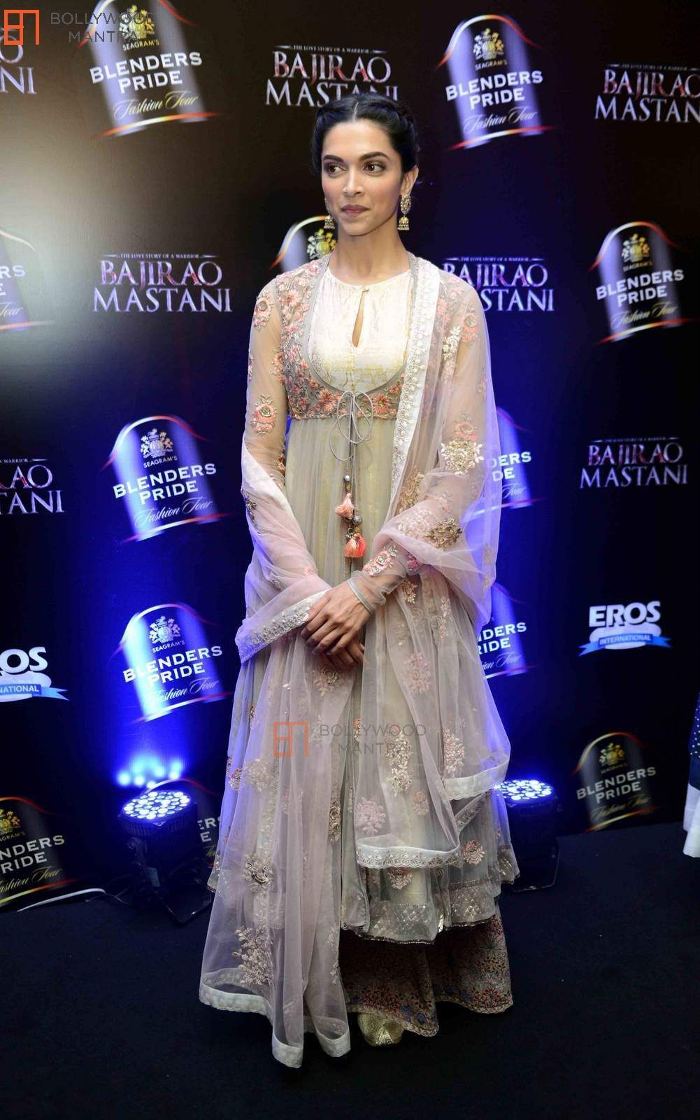 Movie Promotion of 'Bajirao Mastani' - Bollywood Promotion ...
