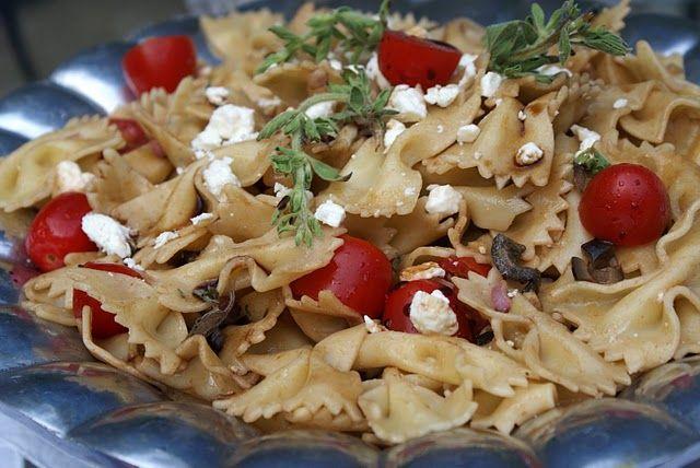 Pasta Salad.....Melissa Little loveliness