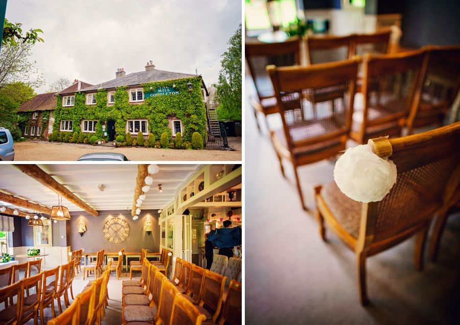 The Mill At Gordleton New Forest Hampshire Wedding Photographer