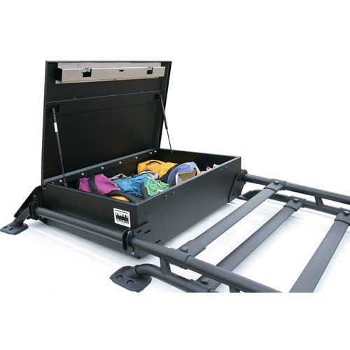 Tuffy Roof Rack Aluminum Lockbox Black Fj Cruiser Fj Cruiser Accessories Toyota Fj Cruiser
