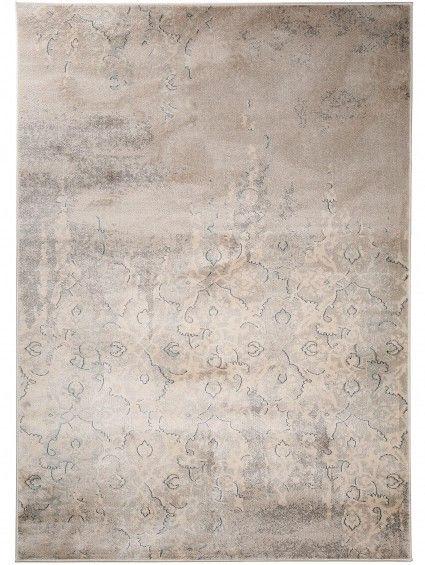 Teppich Vintage Velvet Beige Beige and Vintage - Teppich Wohnzimmer Braun