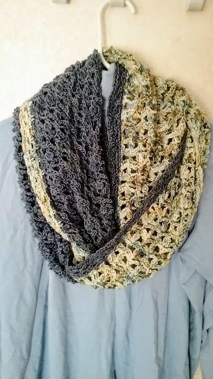 Starlight Cowl By Roberta Duley - Free Crochet Pattern - (ravelry ...