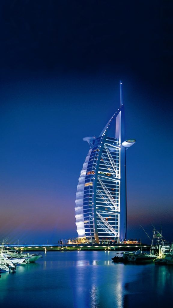 Wallpaper moslem high resolution 1080 x 1920 hd for iphone - Burj al arab wallpaper iphone ...